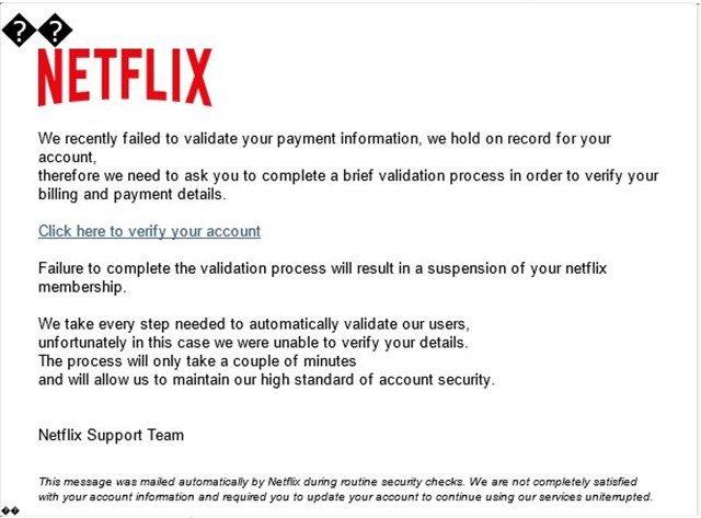 netflix-phishing-correo